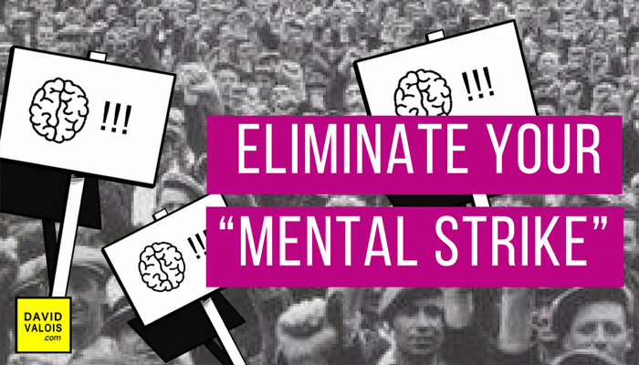 3rd Key: How to eliminate your mental strike